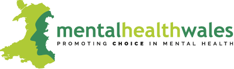 Mental Health Wales - logo